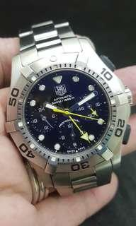 TAG Heuer Professional 500m/1666ft Automatic.Watch