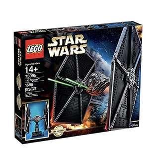 Lego Star Wars UCS Tie Fighter 75095