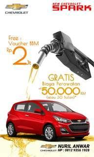 All New Chevrolet Spark 1.4 L Premier