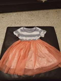 Frilly Dress for Girls