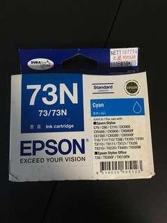 Epson Ink Cartridge - Cyan 73N