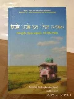 A brave true story: Tuk Tuk to the road.