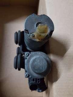 Bmw e46 water heater control valve