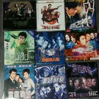 VCD港產片(正版)