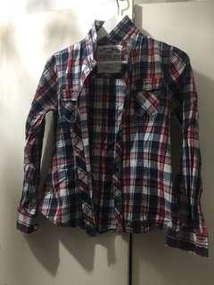 Checkered Shirt google