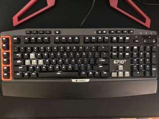 🚚 Logitech G710+