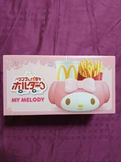 # My Melody food holder