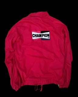 champion winbreaker jacket tag savage