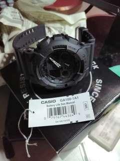 G-SHOCK GA100-1A1