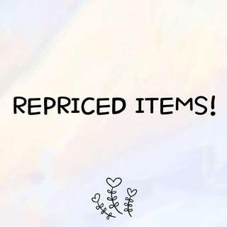 Lots of items to choose from! ✨❤️🌟