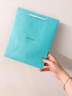 🚚 Tiffany 品牌紙袋 紙袋 袋 提袋