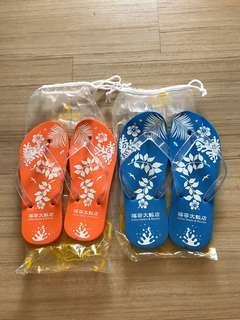 🚚 沙灘鞋/2雙$150