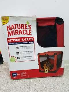 Dog Portable Crate