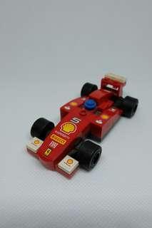 Lego Ferrari Shell Cars & Truck Collection
