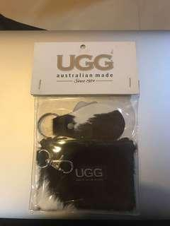 UGG AUSTRALIA MADE COW PURSE