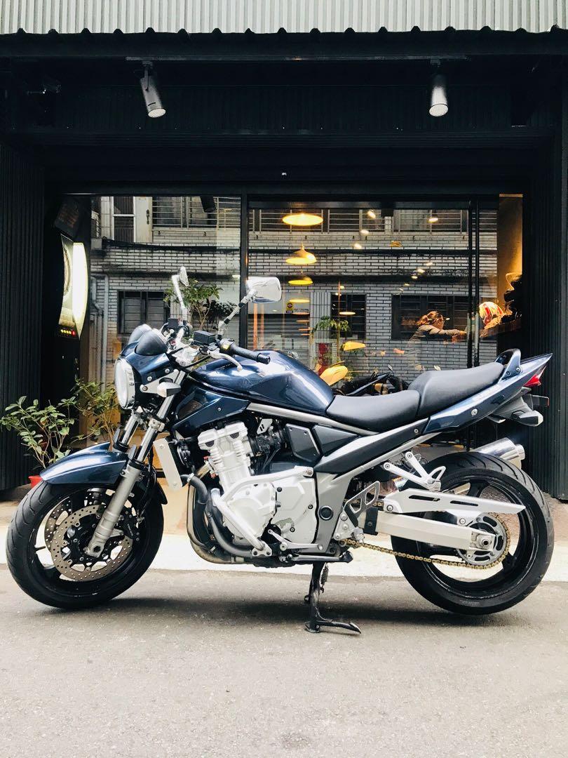 2007年 Suzuki Bandit  GSF1250N ABS 大海盜 車況極優 可分期 免頭款 歡迎車換車 網路評價最優 業界分期利息最低 油冷怪 CB1300 街車 GSF 1250