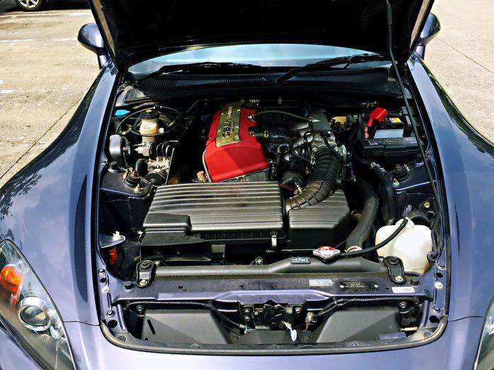 2008 HONDA S2000 AP2