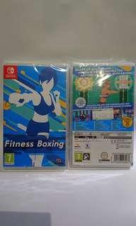 全新 Fitness Boxing Switch
