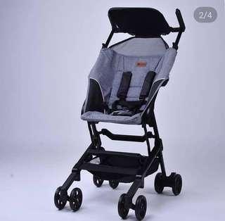 Stroller Beblum Micro(colour grey)