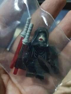 🚚 Star Wars Figurine lego minifigure asajj ventress