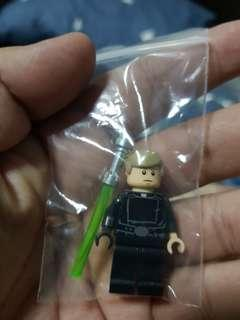 🚚 Lego Minifigure star wars luke skywalker jedi master