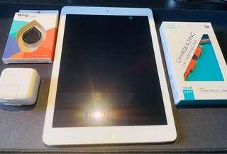 Apple iPad Air 32g 銀9.7吋 非iPhone