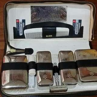 Travel Sets For Men Vintage.