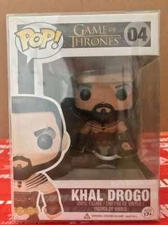 Pop! Game of Thrones - Khal Drogo