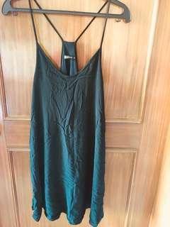 Terranova Summer Black Dress