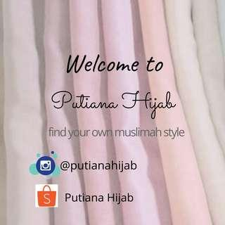OPENING HIJAB SHOP BY PUTIANA HIJAB