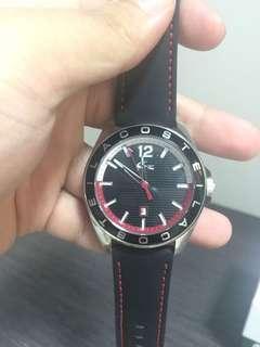 Lacoste Men's Westport Leather Watch