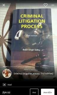 Law textbook