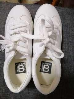 School Shoes(white)