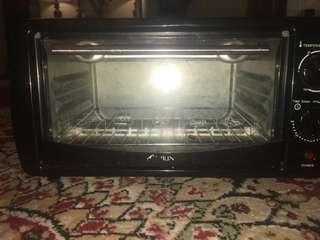 Oven Kirin 9L low watt 600