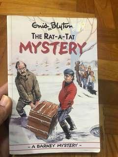 Enid Blyton The Rat a Tay mystery