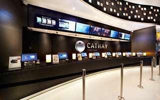 🚚 Cathay Cineplex Vouchers x2