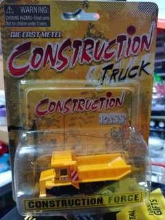 CONSTRUCTION大型泥頭車玩具