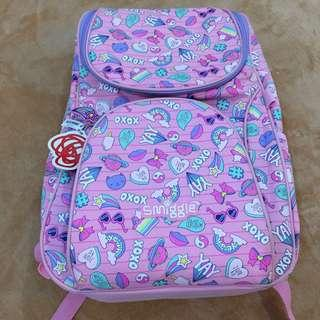 Smiggle Access Bagpack New Collection