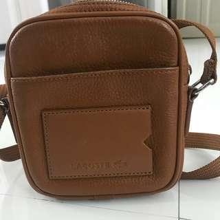 c466d589426 Lacoste Sling Bag Authentic Music Accessories Carou Philippines