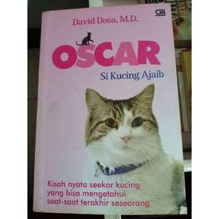 Oscar si Kucing Ajaib by David Dosa, M.D.