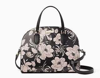 eacb01b882f8 Kate Spade Mini Reiley Laurel Way Gardenia Leather handbag