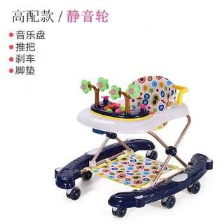 幼兒防O型腿學步車
