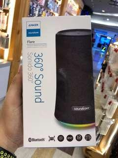 Anker soundcore flare 360 fully waterproof