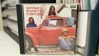 Spiral kinetic circus - sweetened condensed tunes for the broken hearted