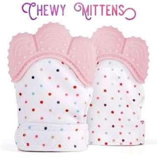 1 pc Chewy Mittens