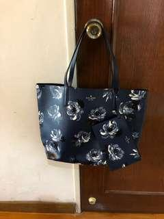 🚚 Brand new ! Kate spade Tote Bag - 💯 authentice