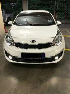Kia 2 sim new car