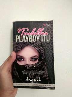 Novel 'Tundukkan Playboy Itu'