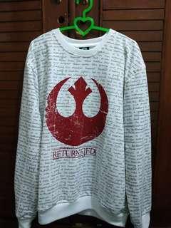 Sweater STAR WARS RETURN OF THE JEDI