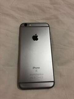 iPhone 6s 128Gb (Cracked Screen, but working perfectly)
